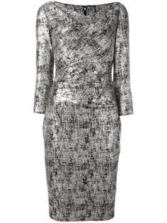 платье 'Kora' Talbot Runhof