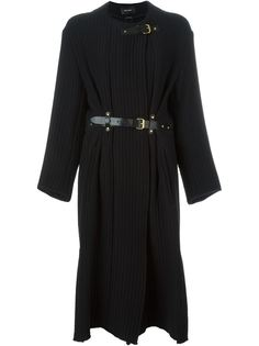 пальто в рубчик  Isabel Marant