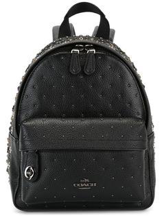 mini studded backpack Coach