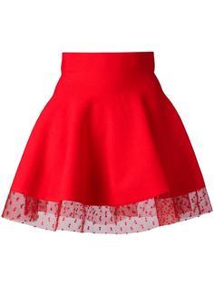 пышная мини-юбка Piccione.Piccione