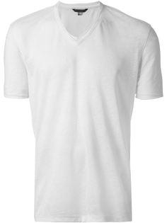 футболка с v-вырезом John Varvatos