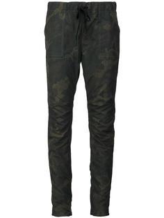 camouflage print track pants Rag & Bone /Jean