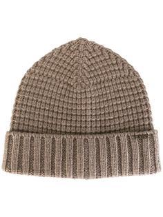 шапка в рубчик Bark