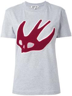 футболка с аппликацией McQ Alexander McQueen