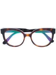 очки в черепаховой оправе Marni