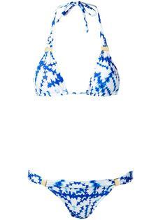 printed bikini set Sub