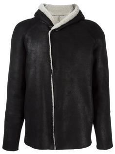куртка с капюшоном Salvatore Santoro