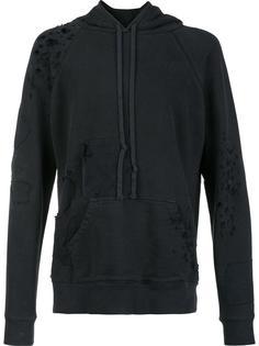 front pockets hoodie Greg Lauren