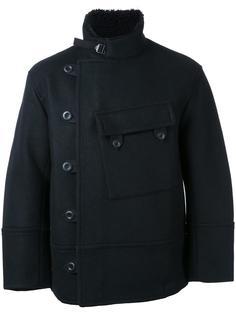 пальто со смещенной застежкой En Route