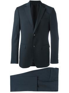 костюм с зазубренными лацканами Z Zegna