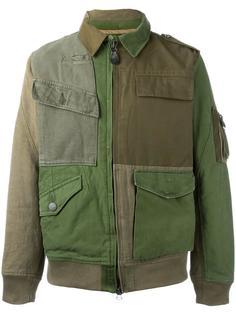куртка в стиле милитари Maharishi