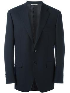 two button blazer Canali