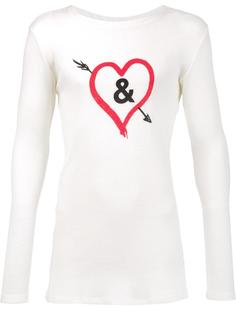 'Ampersand Collab' T-shirt Judson Harmon