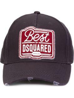 бейсболка с логотипом Dsquared2