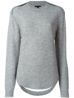 свитер с разрезами на спине Alexander Wang