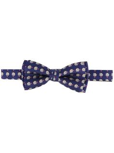 галстук-бабочка с узором Salvatore Ferragamo