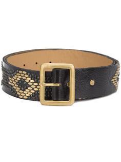 'Chia' belt Calleen Cordero