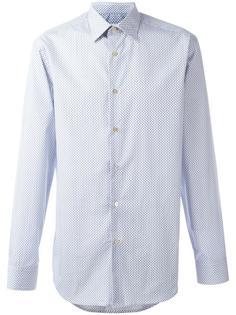 рубашка с мелким принтом Paul Smith