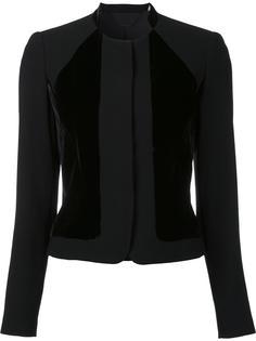 collarless fitted jacket Elie Tahari