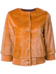 фактурная укороченная куртка En Route