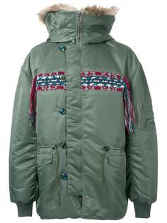 куртка с капюшоном Facetasm