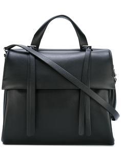 сумка-тоут с тисненным логотипом Desa 1972