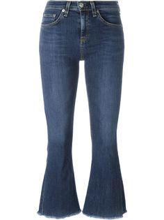 расклешенные джинсы Rag & Bone /Jean