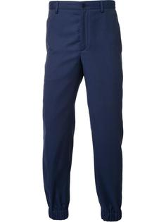 elasticated hem tapered trousers Éditions M.R