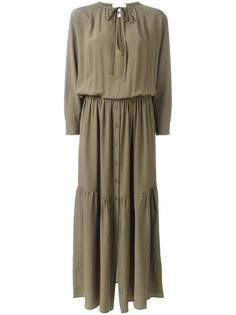 длинное платье на завязках 8pm