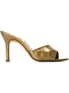 мюли на низком каблуке  Dolce & Gabbana Vintage