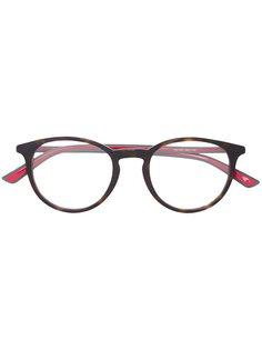 очки в круглой оправе Gucci Eyewear