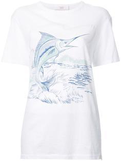 футболка с принтом 'Marlin'  Bassike