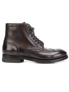 ботинки 'Cavallo Cromo' Silvano Sassetti