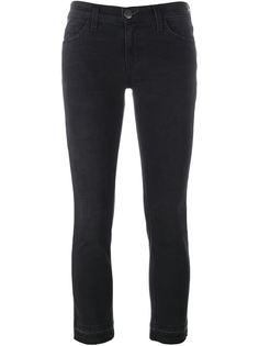 джинсы с необработанными краями   Current/Elliott