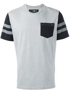 футболка с нагрудным карманом Hydrogen