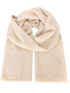 легкий шарф  Brunello Cucinelli