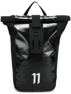 рюкзак с принтом-логотипом 11 By Boris Bidjan Saberi