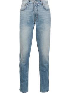 джинсы кроя слим Robert Geller