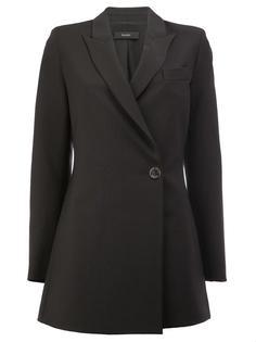 пальто с запахом Ellery