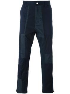 зауженные брюки White Mountaineering