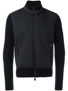 куртка с дутым передом Moncler Grenoble