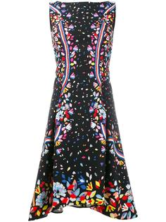 платье с узором без рукавов Peter Pilotto
