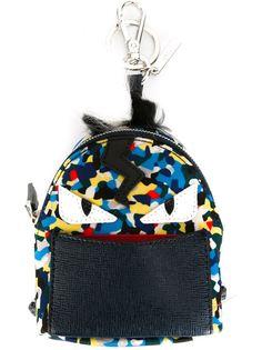 брелок-рюкзак Bag Bugs Fendi