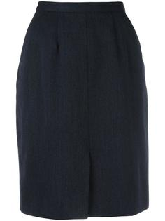 юбка с завышенной талией Giorgio Armani Vintage
