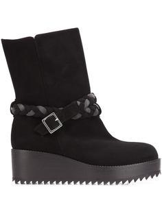 braided strap boots  Ritch Erani NYFC