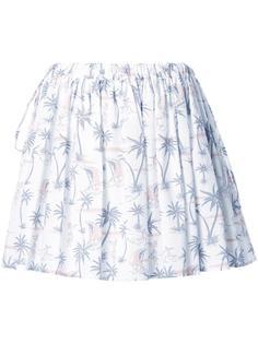 юбка со складками Bassike