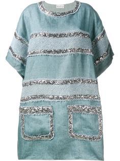 платье с отделкой пайетками Faith Connexion