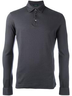 longsleeved polo shirt Zanone