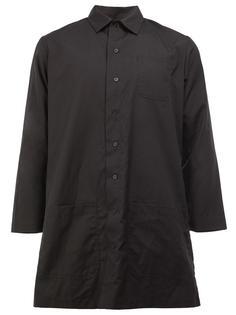 english cutaway collar shirt Christopher Nemeth