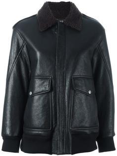 куртка с овчиной Golden Goose Deluxe Brand